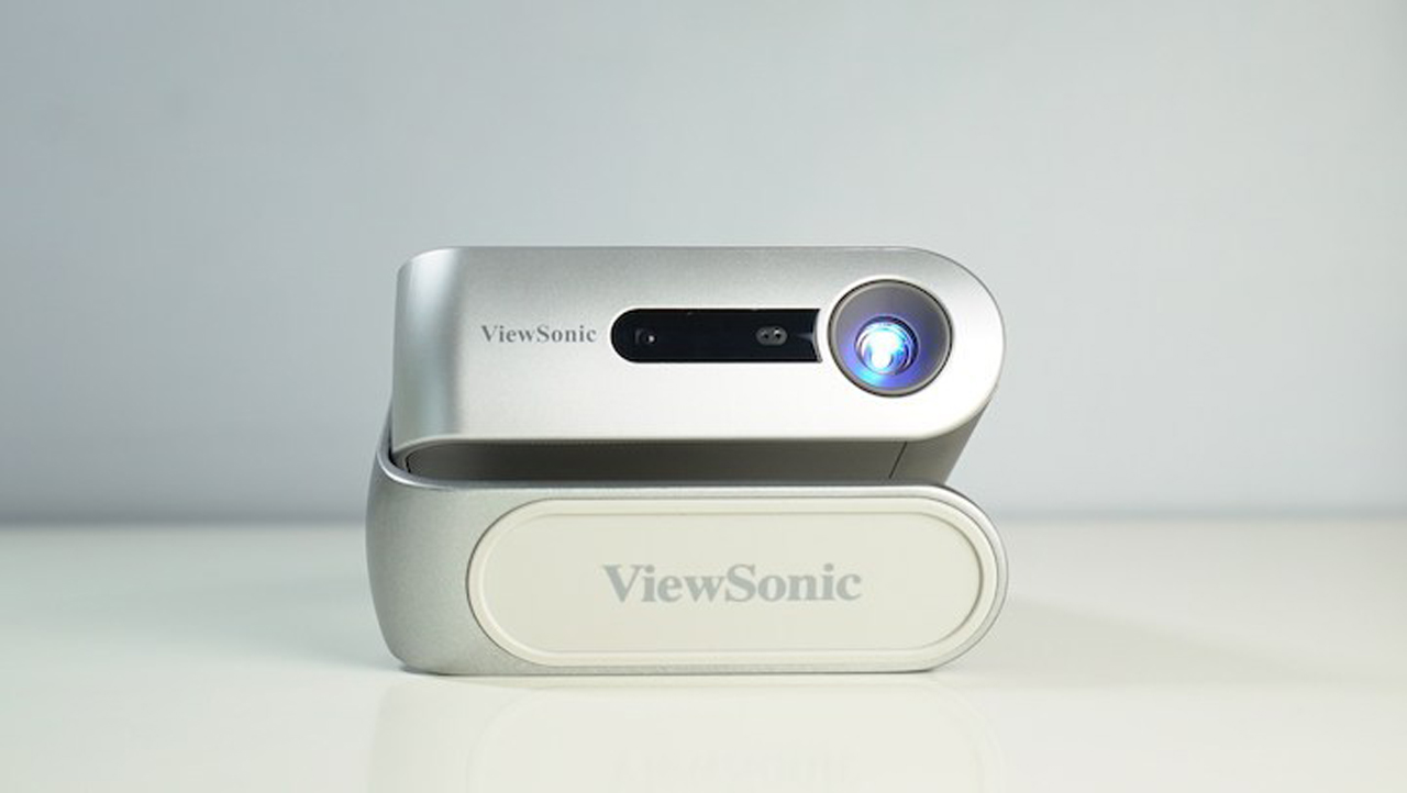 ViewSonic M1 Portable Projector Hands-On