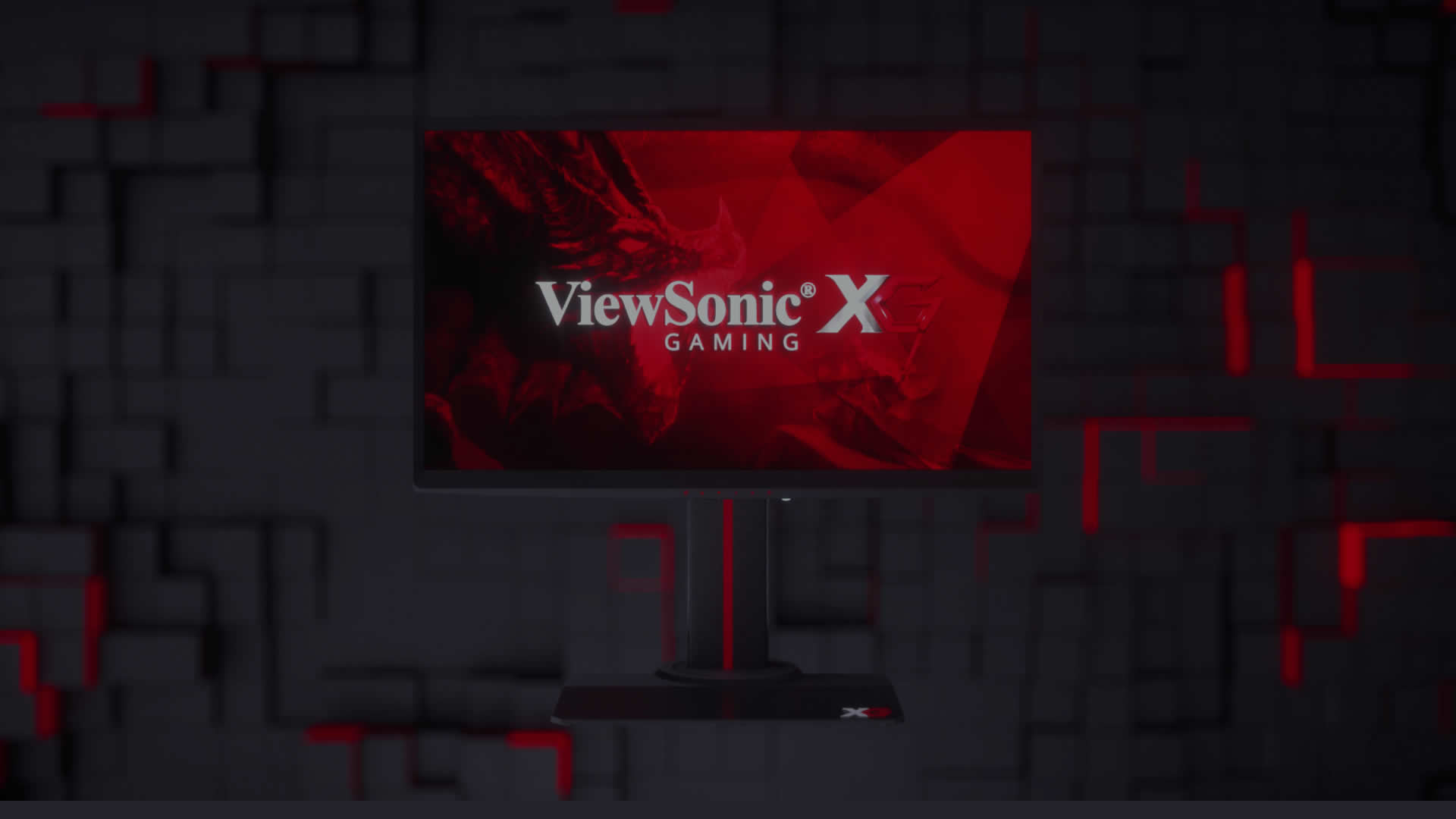 Viewsonic Gaming Monitors Upsilon Circuit Is One Part Game Show Video And All